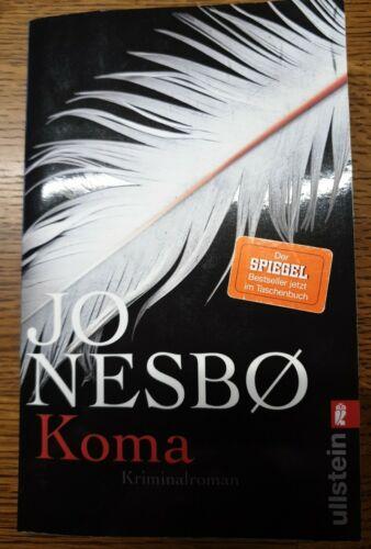 Koma Jo Nesbø Nesbo Spiegel Bestseller