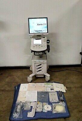 Toshiba Diagnostic Ultrasound System Xario 200 Tus-x200 W Operation Manual