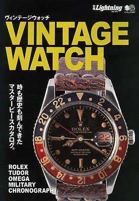 Vintage Watch book photo Rolex Submariner ref military guide antique