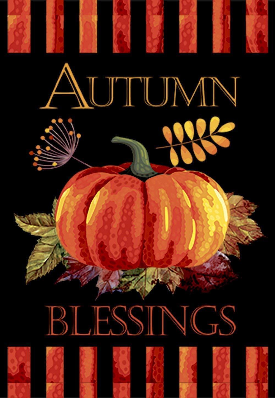 Morigins Welcome Fall Pumpkin Decor Autumn Blessings Double