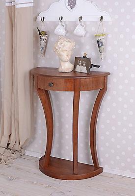 Konsolentisch Holztisch Antik Wandtisch Konsole Holzkonsole Tischkonsole