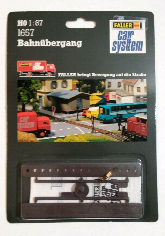 ho 1 87 car system level crossing
