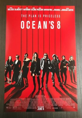 * AWKWAFINA * signed autographed 12x18 photo poster * OCEAN'S 8  * 2