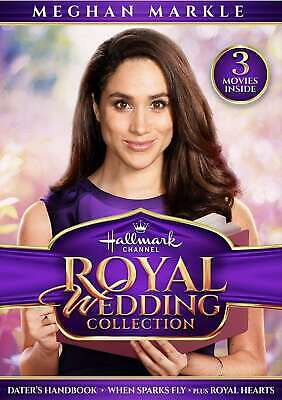 New: ROYAL WEDDING COLLECTION (Dater's Handbook, When Sparks Fly, Royal Hearts)