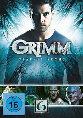 Grimm - Die komplette Season/Staffel 6 # 4-DVD-BOX-NEU