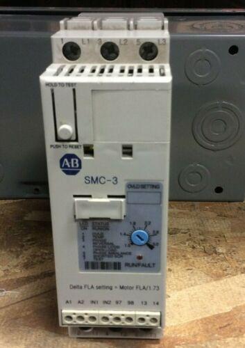 ALLEN-BRADLEY 150-C3NBR SMC-3 SOFT STARTER