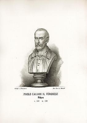 Paolo Caliari il Veronese Pittore Verona