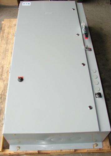 NEW Eaton Size 5 Vacuum 400A/600V Irrigation Pump Combination Motor Controller