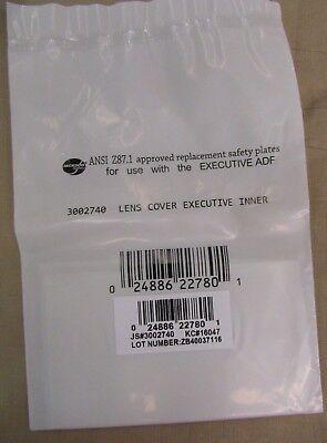 10 Jackson 16047 Polycarbonate Replacement Lens 3002740 2-58 X 4-14
