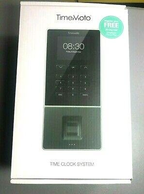 Safescan Timemoto Tm-626 Rfid And Fingerprint Time Management And Attendance