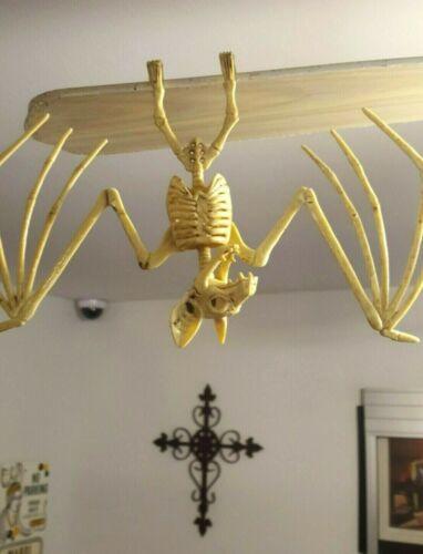 Vampire BAT, Skeleton Bat, Spooky Halloween Decoration Prop, Brand NEW