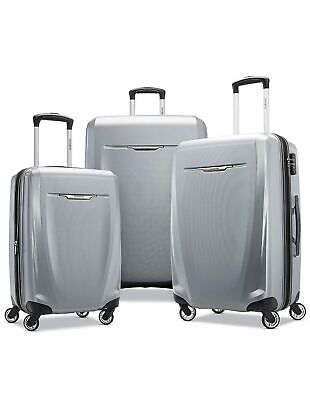 Samsonite Winfield 3 DLX Polycarbonate Luggage Set of 3