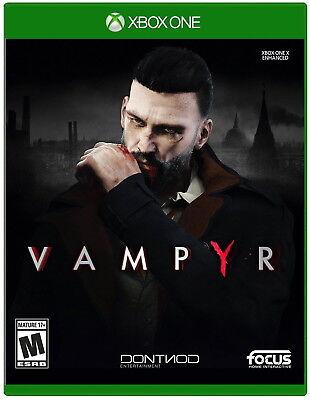 Vampyr Xbox One [Factory Refurbished]