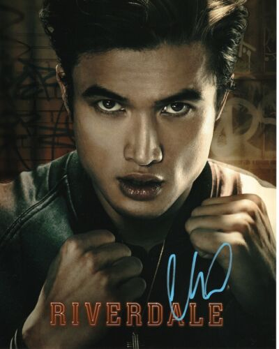 Charles Melton Riverdale Autographed Signed 8x10 Photo COA CM12