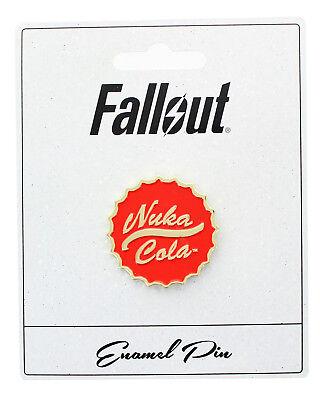 Fallout Nuka Cola Enamel Collector Pin