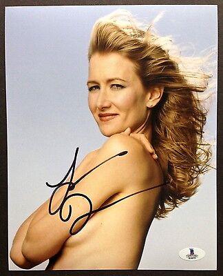 Laura Dern Signed 8X10 Photo Beckett Coa Bas Autograph