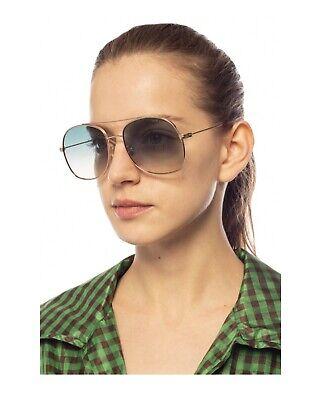 Tom Ford Delilah 58mm Tinted Aviator Sunglasses MSRP $480