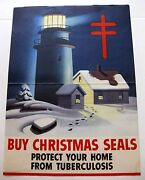 Christmas Seals Sign