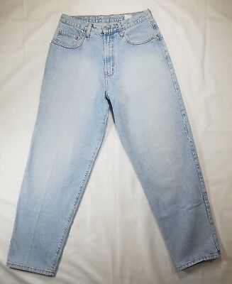 Vintage Lucky Brand Mens Jeans 34 Tag Relaxed Fit @ 32x32 Red Label 1 USA