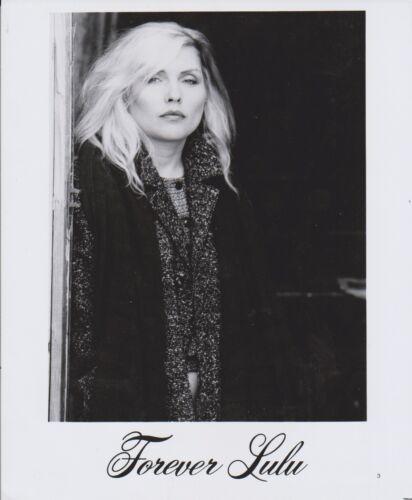 Debbie HARRY BLONDIE 8X10 Original Photo FOREVER LULU