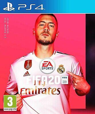 FIFA 20 PS4 digitale! Per informazioni leggere descrizione