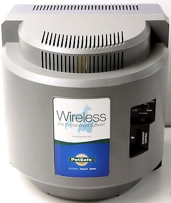 PETSAFE IF-100 WIRELESS PET CONTAINMENT SYSTEM TRANSMITTER *UNIT ONLY* (Wireless Pet Containment System)
