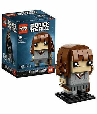 LEGO BrickHeadz 41616 Hermione Granger Retired Brick Head Headz HP Harry Potter
