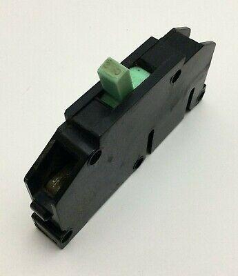Zinsco T30 Type T 1 Pole 30 Amp 120240v Magnetrip Circuit Breaker Green Handle