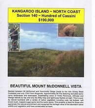 Kangaroo Island - Beautiful Mt Mcdonnell Vista Kangaroo Island Preview