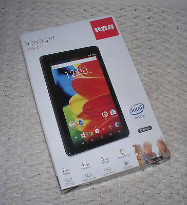 """RCA Voyager 7"""" 16GB Tablet PC Android 6.0  Wi-Fi - 2-DAY SHI"""