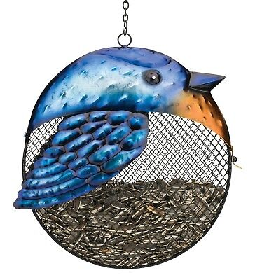 Blue Jay Feeder (Regal Fat Bird Seed Feeder - Blue Jay)