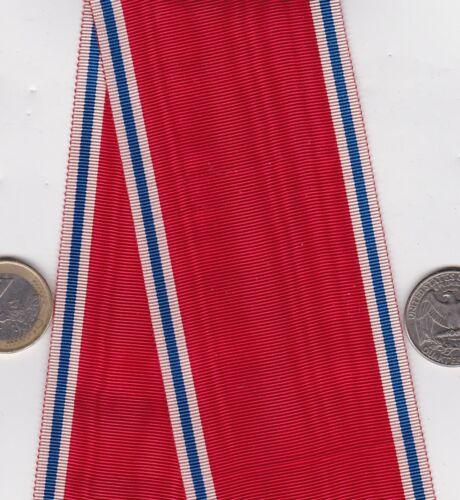 Original  WWI WWII era Norway Olav Order Ribbon Medal Norwegian Norge Commander?