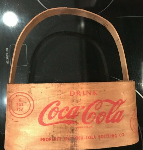 Coca Cola Bottle Carrier