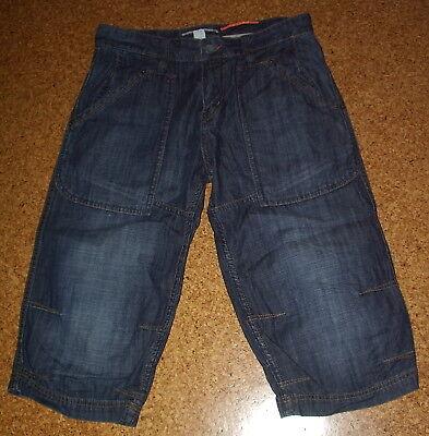 Sommer Jeans-Hose halblang Größe W 29 S.Oliver
