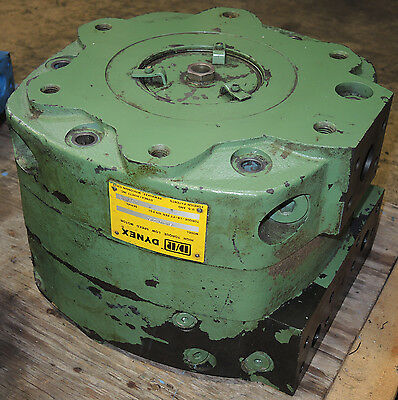 Dynex Hydraulic Vane Motor Hsm200-2768 High Torque Low Speed Motor