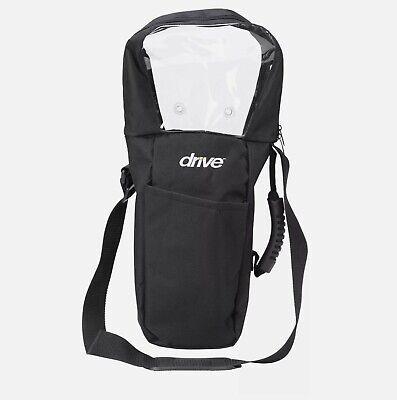 Drive Medical 18102 Oxygen Cylinder Shoulder Carry Bag