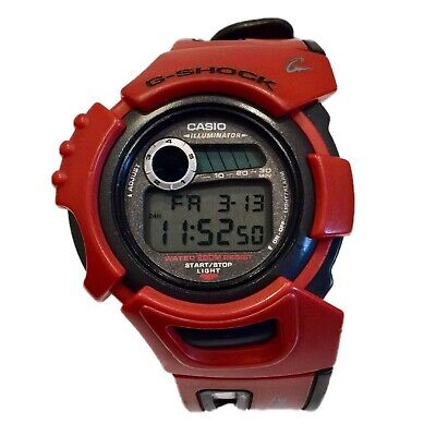 Casio G-Shock Retro 1998 G-Lide Red DWX-100 Mens Watch Rare Vintage 98 Very Rare