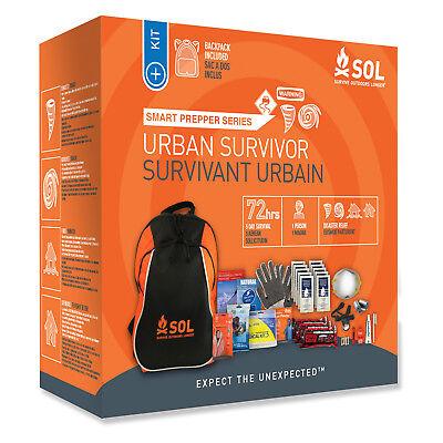 Adventure Medical 72 Hours Urban Survival Disaster Relief Backpack Kit