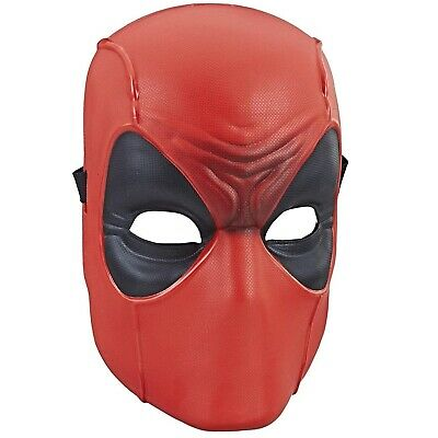 New Marvel Deadpool Face Hider Mask Mouth and Nose Covering Super Hero Facemask
