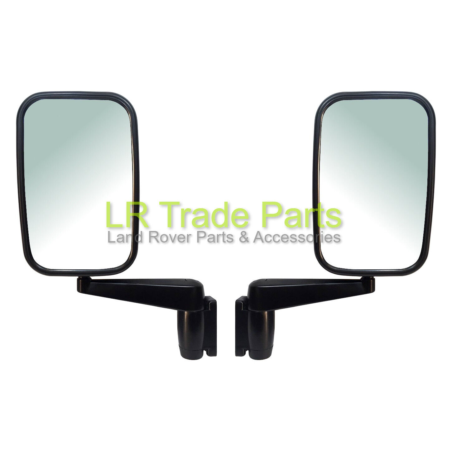 MTC5217 Defender Door Wing Mirrors Pair With Arms Fits 90 110 /& Series