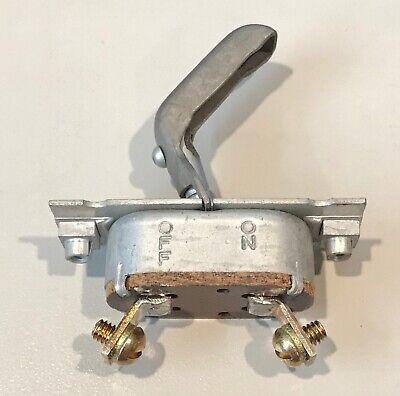 Nos Limit Switch Spst Pn An3022-10 Fsn 5930-636-0499 Aircraft Mfr 8214k3