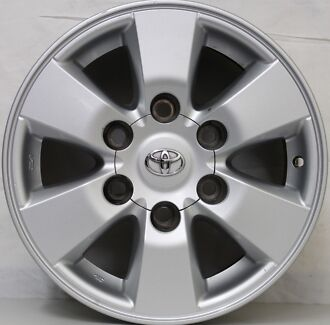 15x7 Genuine Toyota Hilux SR5 Alloys (need gone asap)  North Albury Albury Area Preview