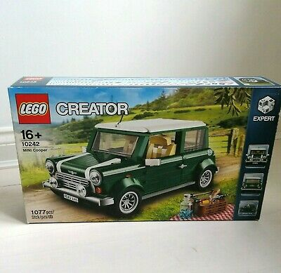 LEGO Creator Expert Mini Cooper (10242) 100% Complete Retired Set