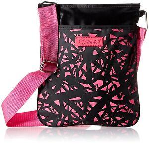 Zumba Hello Gorgeous Crossbody Bag A0A00539
