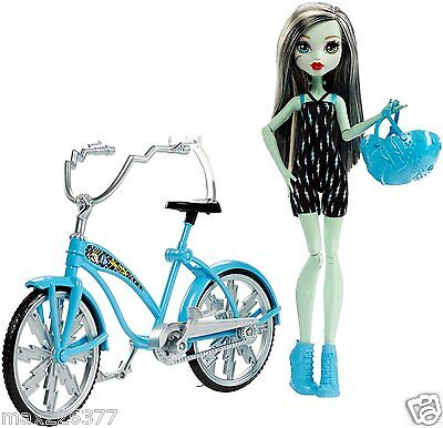 new Monster High Boltin