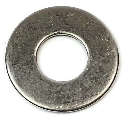 Military Standard Flat Washers 18-8 Stainless Steel Ms Washer - Sizes 0 - 1