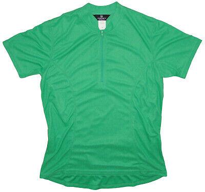 Canari Finish Line Cycling Jersey Large LG L Womens Short Sleeve NEW