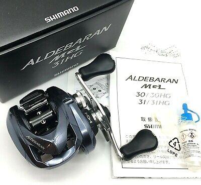 Left handle From Japan Shimano 17 Chronarch MGL 151