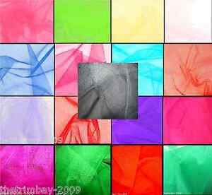 Tulle-Netting-Dress-Fabric-140cm-Wide-30-Colour-Range-99p-Per-1-Metre