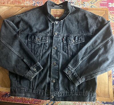 Men's Vintage Levi's Denim Trucker Jacket - XL